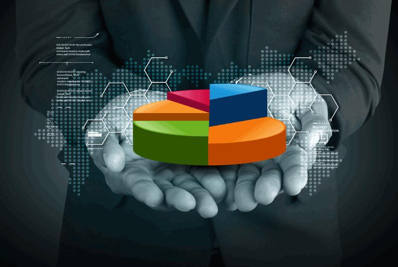 تحليل البيانات والقوائم المالية باستخدام الطـرق الإحصائية
